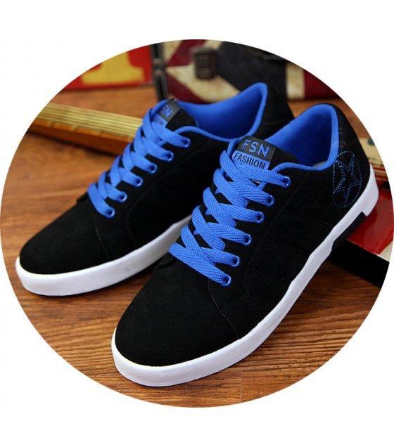 MS460 - Korean breathable men's casual shoes