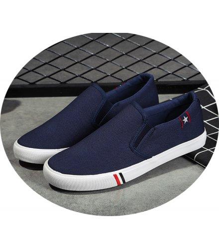 MS464 - Summer Korean Tide Shoes Canvas Shoes
