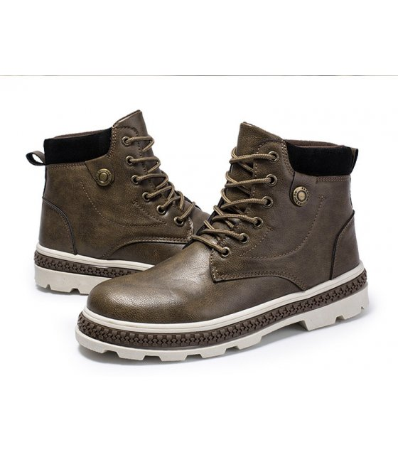 MS475 - Casual Martin Boots