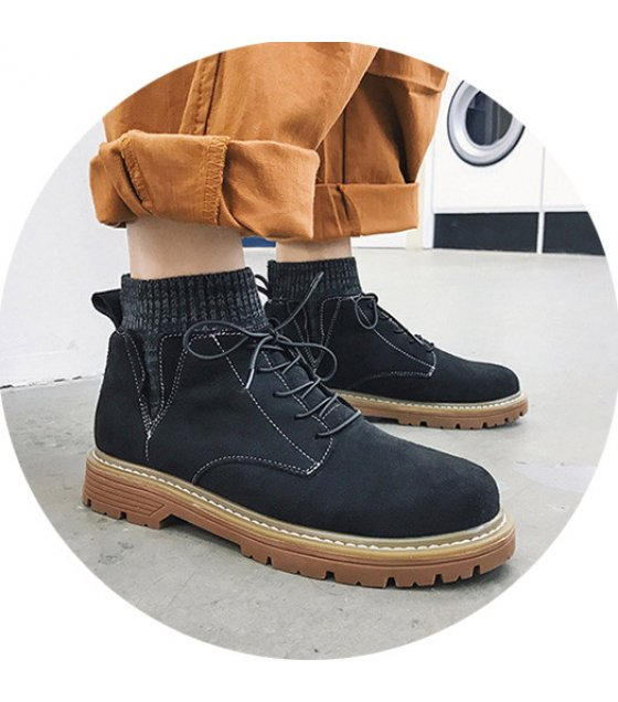 MS477 - Winter retro Boots