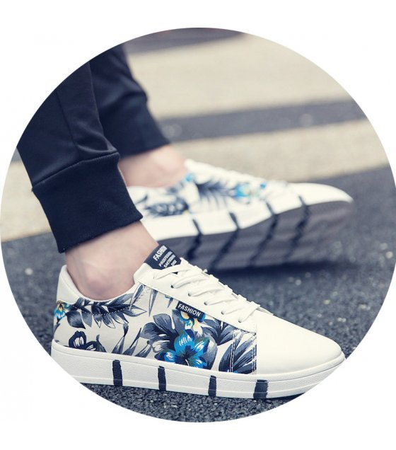 MS484 - Casual Floral shoes
