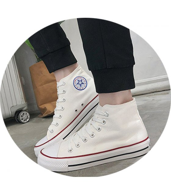 MS503 - Classic low-top canvas shoes