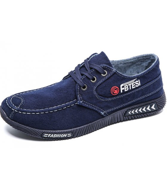 MS509 - Korean breathable denim shoes