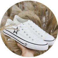 MS517 - Fashion Sneaker Canvas Shoes