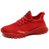 MS518 - Korean Casual Red Shoes