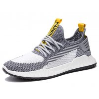 MS525 - Breathable Casual Woven Shoes
