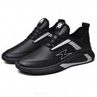 MS529 - Casual Black Fashion Shoes