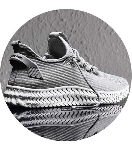 MS536 - Casual Woven Breathable Shoes