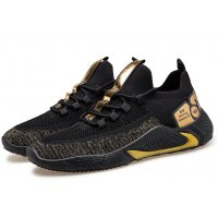 MS550 - Breathable Woven Casual Shoes