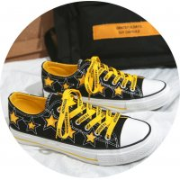 MS561 - Korean star canvas shoes