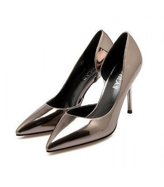 SH010-39Size - Cinnamon Colored High Heels