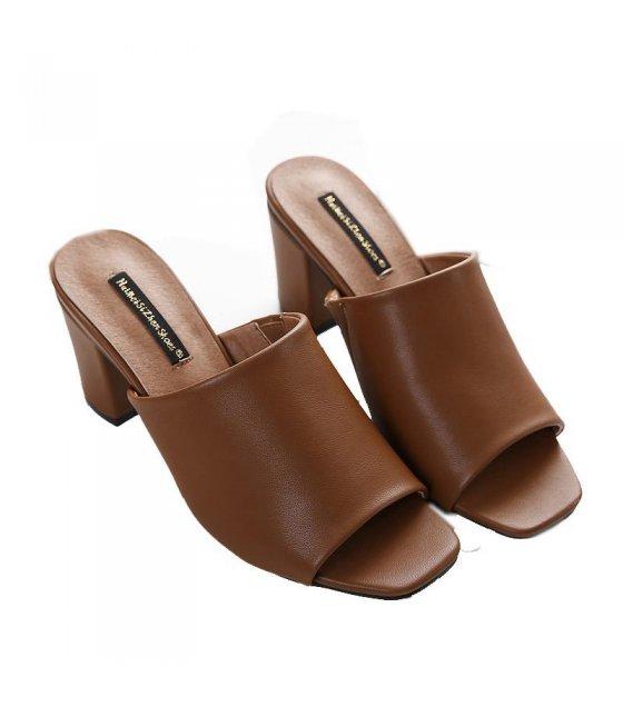 SH017-37Size - Korean Pedicure Sandals