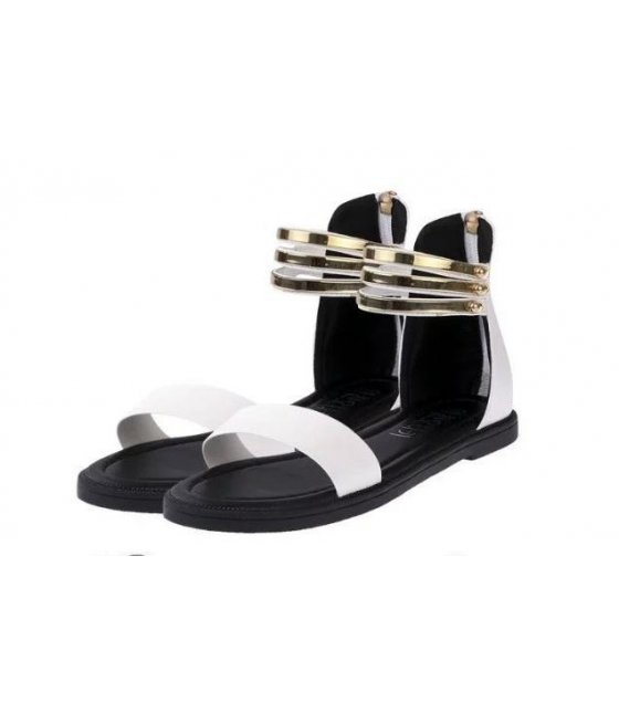 SH035 - Open Toe Flat Stylish sandal