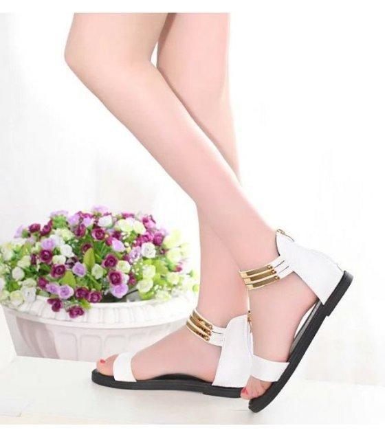 SH035  Open Toe Flat Stylish sandal