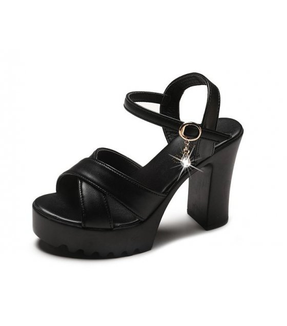 SH051 - Toe Pumps Wedge Sandals