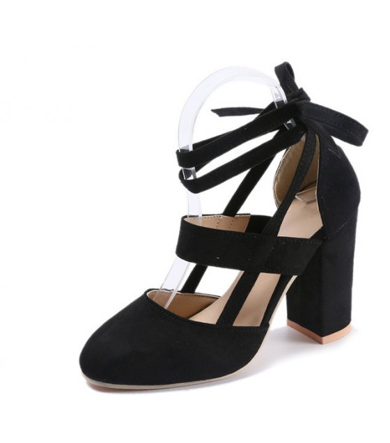 SH057 - High-heeled Women's shoes