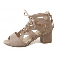 SH061 - Cross Strap Sandals