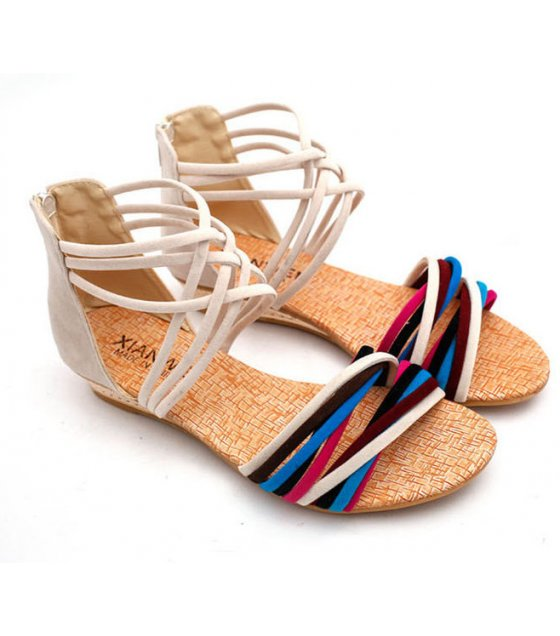 SH062 - Tide flat female sandals
