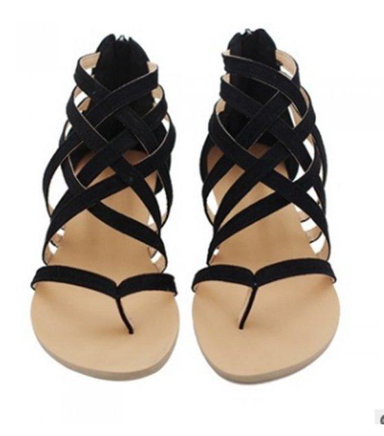 SH064 - Flat Roman Sandals