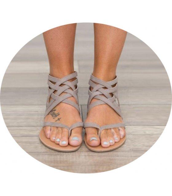 SH065 - Flat Roman Sandals