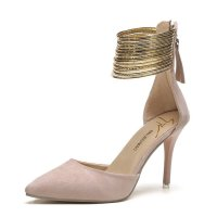 SH073 - Pointed High Heels