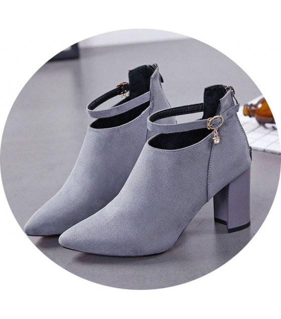 SH074 - Winter Martin boots