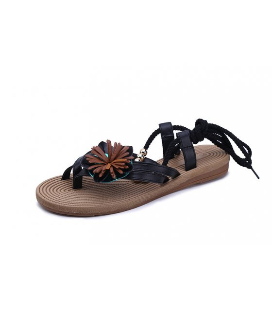 SH076 - Bohemian Flat Sandals