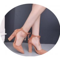 SH079 - Korean summer high Heels