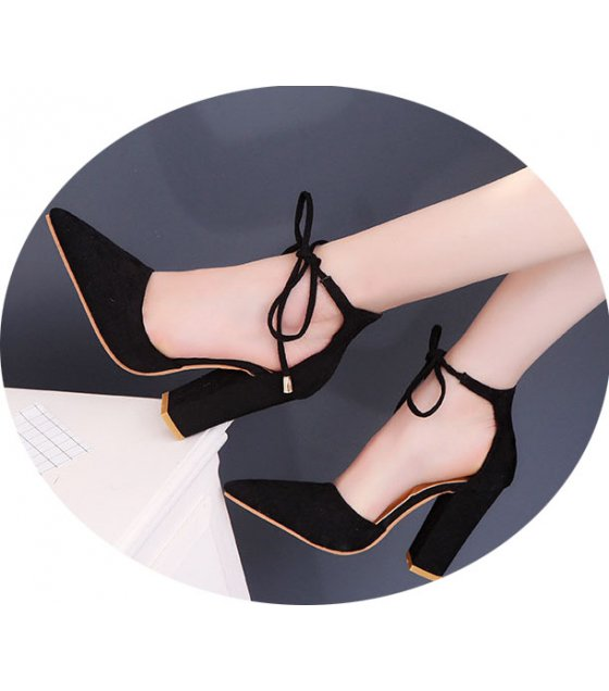 SH080 - Pointed high Heels