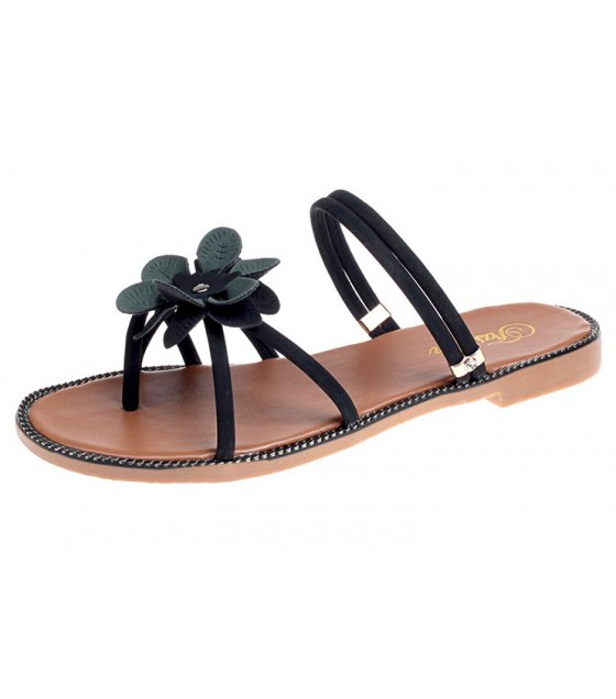 SH125 - Roman sandals low-heeled non-slip women's shoes