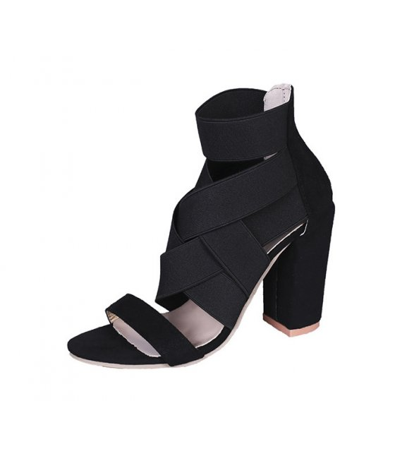 SH130 - Cross belt women sandals