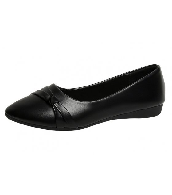 SH137 - Casual Pointed Low Heel shoes
