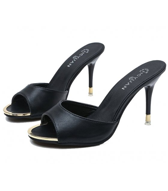 SH150 - High-heeled Korean Sandals