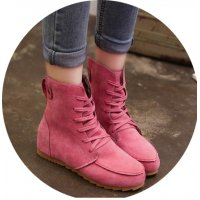 SH157 - Chelsea flat ankle boots