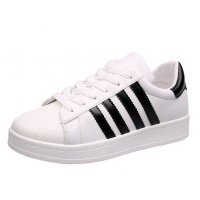 SH170 - Breathable White Sports Shoes