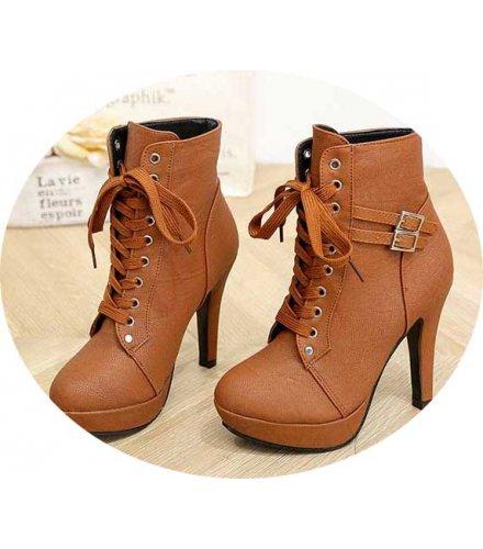 SH190 - Cross strap Martin boots