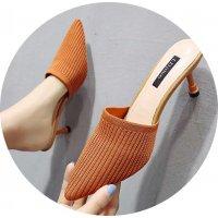 SH193 - Baotou half slippers
