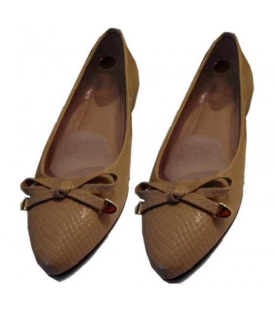 SH201 - Ballerina Flats With Bow