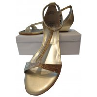 SH202 - Sparkly Ankle Strap Heels