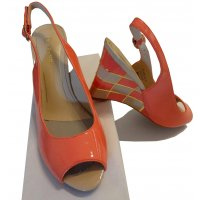 SH207  - Candy Colored Wedge Sandals