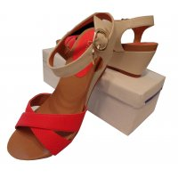 SH209 - Cross Open Toe Sandals