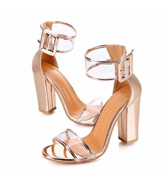 SH229 - Elegant Women's Wedge Heels