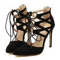 SH232 - Pointed Toe High Heel Shoes