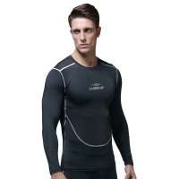 SA058 - Men 's Sports Fitness Long Sleeve