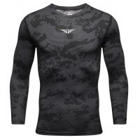 SA059 - Fitness Long Sleeve Men's quick-drying Tshirt
