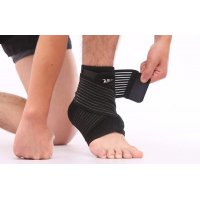 SA061 - Double wrapping ankle inflatable ankle protection