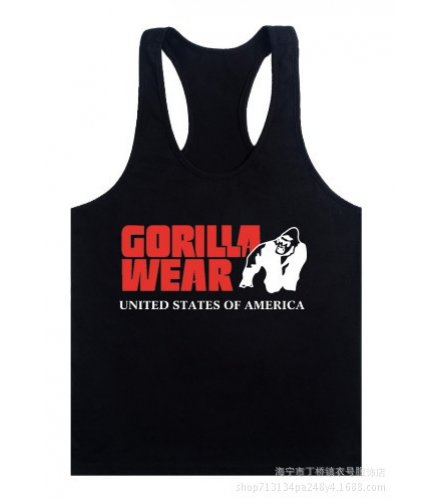 SA072 - Gorilla Wear Gym Tank