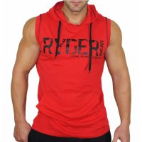 SA097 - Muscle brothers hooded Fitness vest