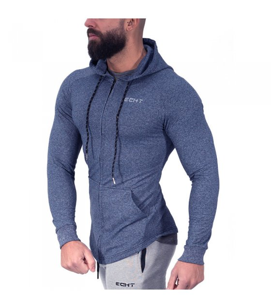 SA101 - Muscle fitness Sweater
