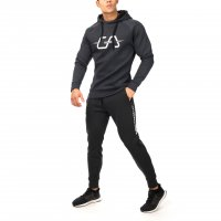 SA102 - Muscle Brothers Fitness Training Hooded Sweatshirt